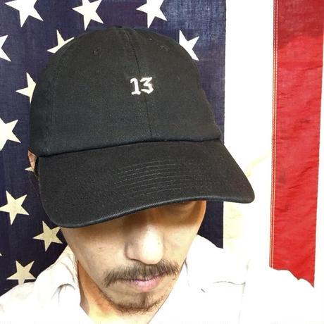 No.13 TWILL CAP