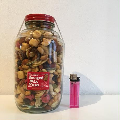 【MUNCHIE FOODS】SMOKED MIX NUTS - 1kg