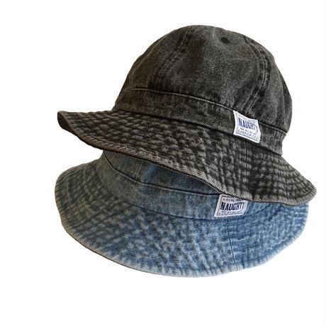 WASHED DENIM 6P BALL HAT