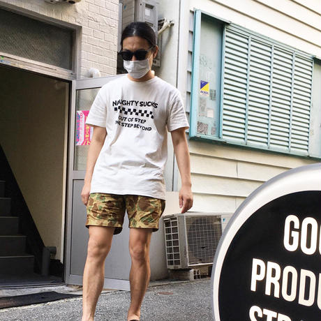 OUT OF STEP S/S Tee