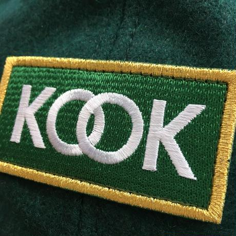 "DARKSIDE SURFERS ""KOOK"" WOOL CAP"
