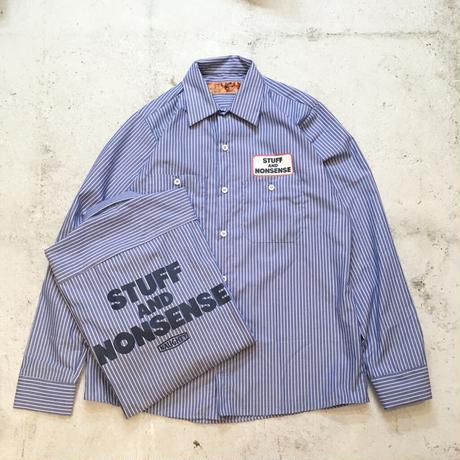 STUFF AND NONSENSE STP L/S SHIRT