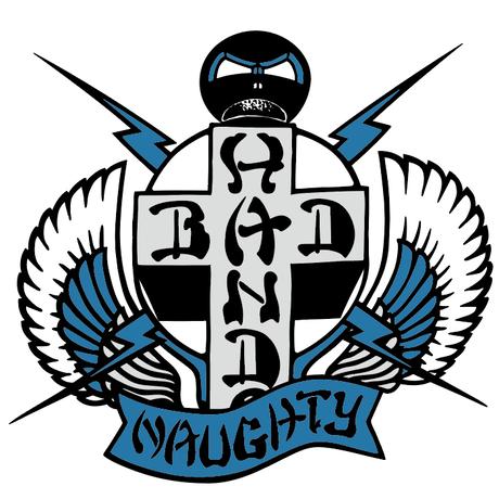 BH × NAUGHTY L/S Tee