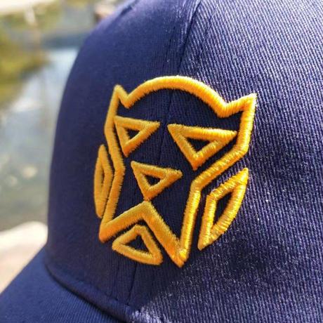 「BonesFreak」Year Of The Dog 刺繍Snapback Cap