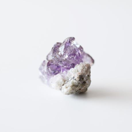 天然石/フラワーアメジスト結晶