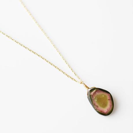 天然石ネックレス/トルマリン