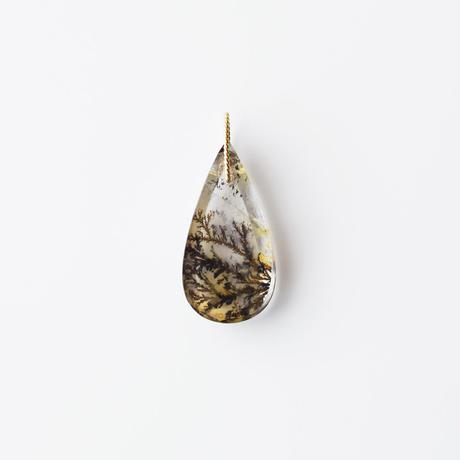 天然石ペンダントトップ/デンドリチック クォーツ