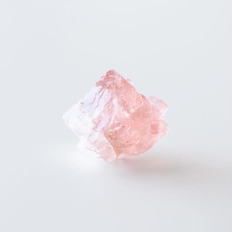天然石/ピンクフローライト結晶