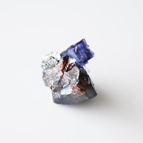 天然石/スファレライト&フローライト結晶