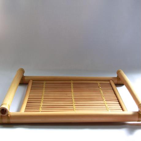 C725 竹製 トレイ 縦30.5 x 横39.5 x 高さ5.3 cm