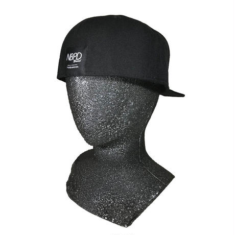 Cap with patch (BLK)