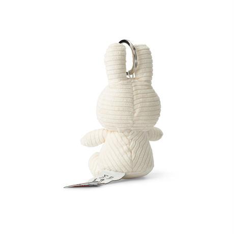 Miffy Corduroy Keychain 10cm