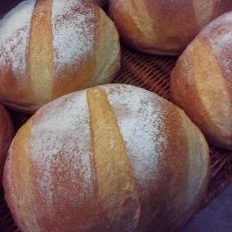 ヨーグルト酵母パン2個