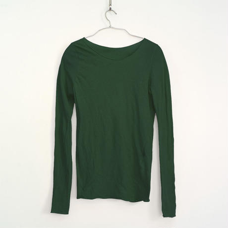 PITATTO INNER T-SHIRT / MALACHITE GREEN