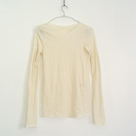 PITATTO INNER T-SHIRTS / NATURAL
