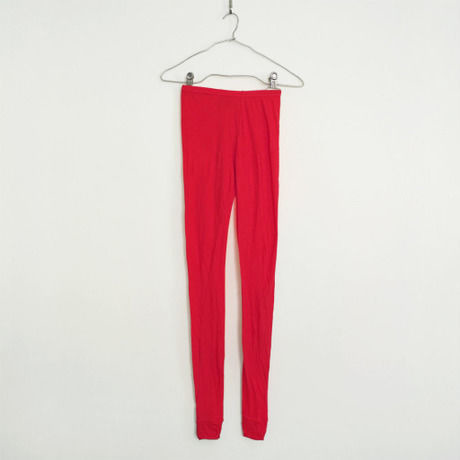 PITATTO LEGGINGS / ROSE RED