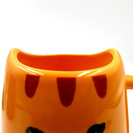 ねこのマグカップ