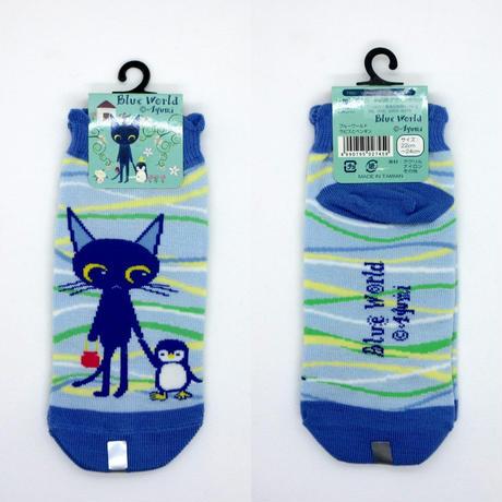 BlueWorld 靴下