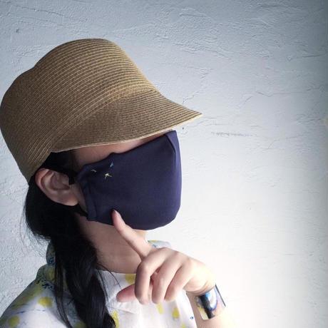 ゆるネコ夏マスク