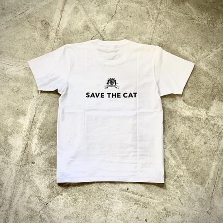 SAVE THE CAT  しっぽTシャツ