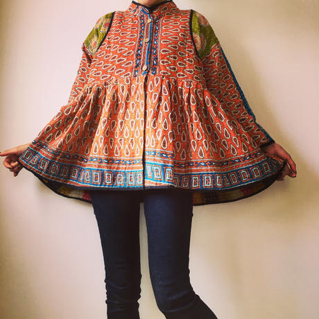 KANTHA SHORT JACKET-2