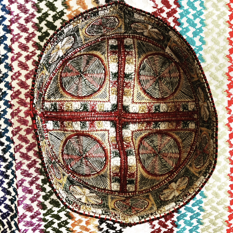 イスラム帽