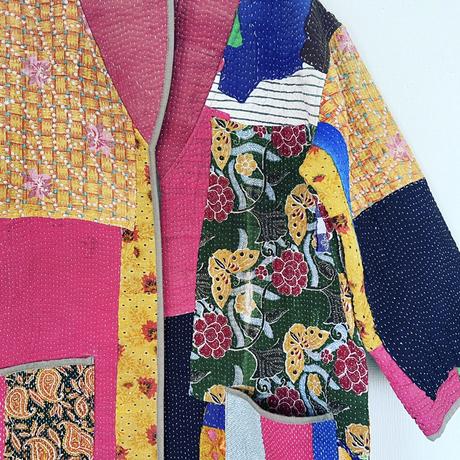 カンタ刺繍ジャケット20