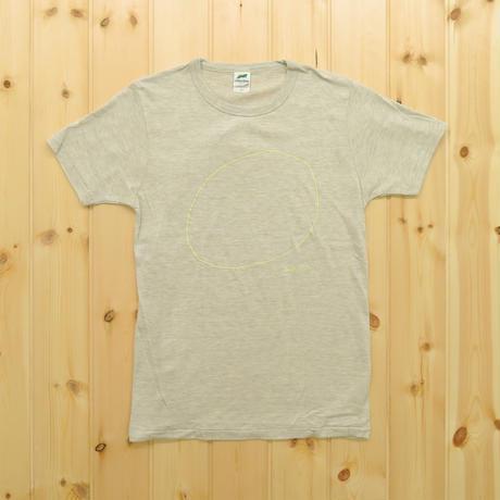 西淡路希望の家 Tシャツ きいろいレモン