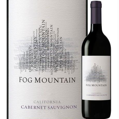 フォグ・マウンテン・カベルネ・ソーヴィニヨン Fog Mountain Cabernet Sauvignon Jean Claude Boisset 2018 (750ml)
