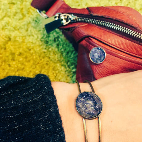 [Nejishiki&Novaurelia] bangle and pin badge