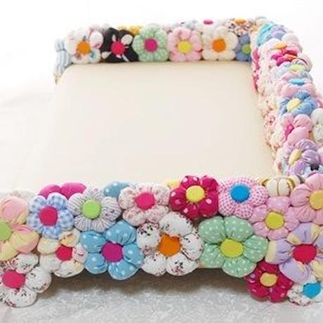 フローラル ベッド