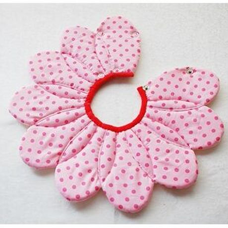 お花カラー 苺