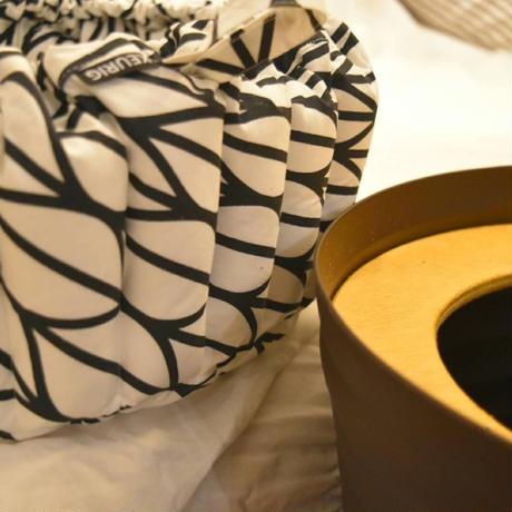 <砂が飛び散らない>上から入る猫トイレ<インテリアとしてもオシャレ> Uppifrån 【チョコレートブラウン】