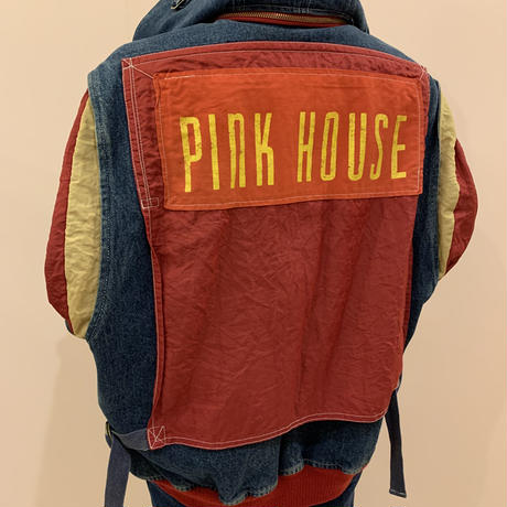 PINK HOUSE outer