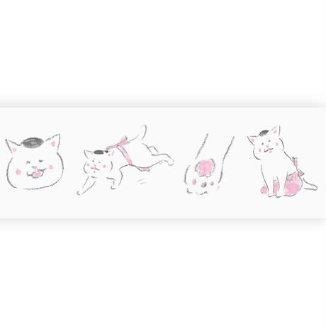 猫村さんのビニールテープ