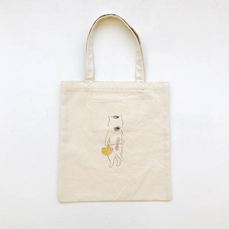 猫村さんのトートバッグ