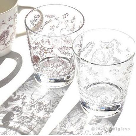 【5/15新入荷】グラス|カフェグラス カルチャルキャット Tomi Label TOKYO