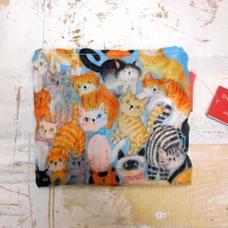 2way Shopping Bag ねこちゃん、ねこちゃん
