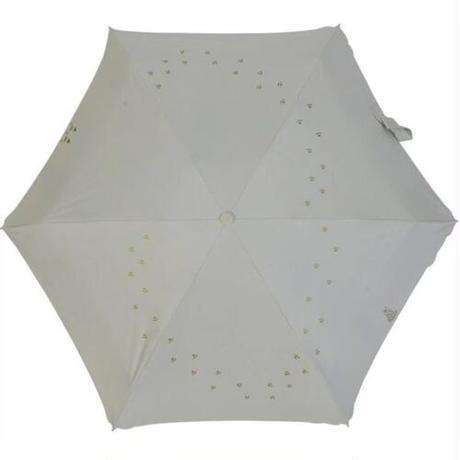 【4/17新入荷】折りたたみ傘|晴雨兼用 遮光猫5段ミニ