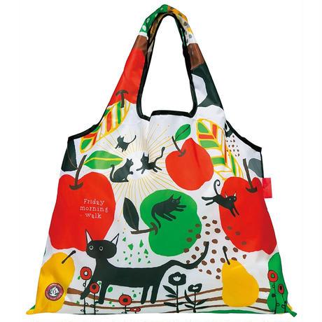 2way Shopping Bag  猫と果物