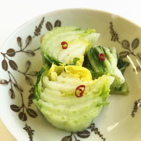 二度漬白菜 250g【ご自宅用】