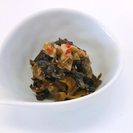 坦々広島菜100g【ご自宅用】
