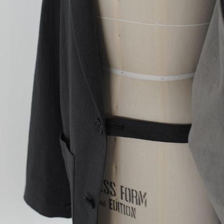 【予約商品】ビックテーラードジャケット〈2021年3月お届け予定〉12/27締切