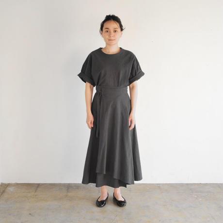 【予約商品】マチ巻きスカート〈2021年4月お届け〉2/15締切