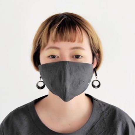 【予約商品】ホールドマスク用 黒マーブル輪チャーム単品〈12月末〜1月お届け予定〉12/22開始