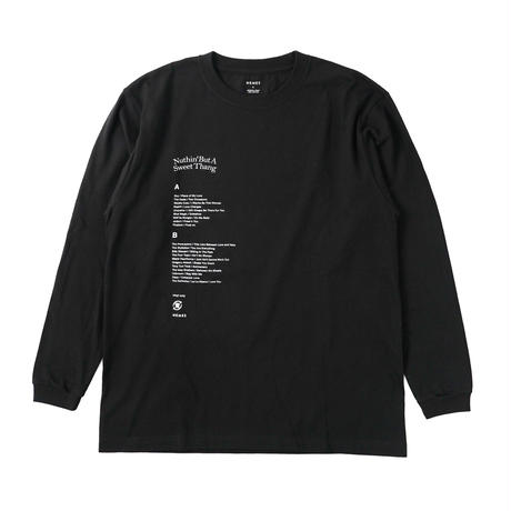 ◆NEMES 220 / NEMES N.B.A.S.T LONG T-SHIRT -BLACK-