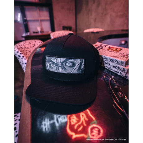 "◆NEMES 204 / Sanctuary  ""TOKAI'S EYE"" CAP"