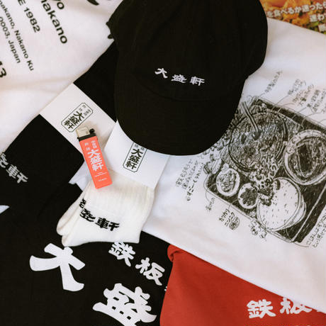 ◆NEMES 233 / 大盛軒×NEMEST鉄板麺 LONG T-SHIRT