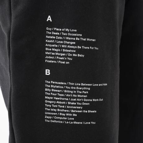 ◆NEMES 221 / NEMES N.B.A.S.T SWEAT PANTS