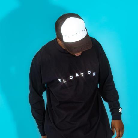 ◆NEMES 219 / NEMES FLOAT ON LONG T-SHIRT -BLACK-